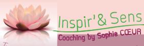 Logo -inspir et sens – Coach certifiée - Région de Grenoble Grésivaudan - coaching de vie - coaching professionnel